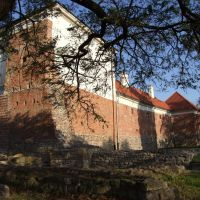 Mury obronne Radomia (1364), Радом