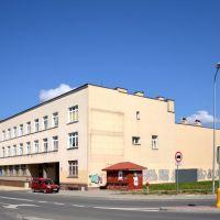 ZMSP w Radomiu przy ul. Kelles-Krauza, Радом