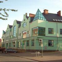 Budynek Banku Spółdzielczego SCH, (Building - Cooperative Bank SCH), Седльце
