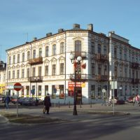 Kamienica ul.J.Kilińskiego,(Tenement -J.Kilinski street)