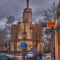 Siedlce - Kościół Garnizonowy, Седльце