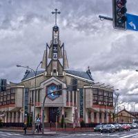 Siedlce - Kościół Św. Ducha, Седльце