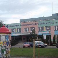 Szpital, Седльце