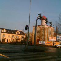 Cerkiew Świętej Trójcy w Siedlcach, Седльце