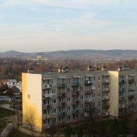 Blokowce - północ, Кросно
