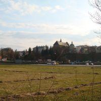 Kościół - przy kładce, Кросно