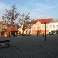Krośnieński rynek (2), Кросно