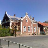 Krosno - ul.Lewakowskiego, Кросно
