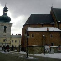 Zimowo, Кросно