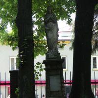 STARY CMENTARZ W KROŚNIE, Кросно