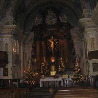 Kościół  oo.Kapucynów, Кросно