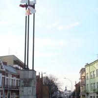 Pomnik - wzdłuż Staszica, Кросно