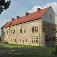 zamek w sanoku., Санок