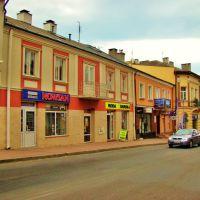 Sanok-ulica Jagiellońska, Санок
