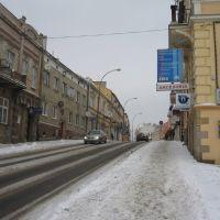ul. Jagiellońska, Санок