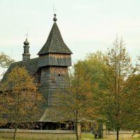 Kościół rzymskokatolicki z Bączala Dolnego k/ Jasła - 1667 r., Санок