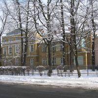 Tarnobrzeg - Szpital stary - 2005, Тарнобржег