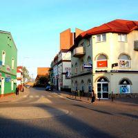 Skrzyżowanie ulic Sandomierskiej z Dominikańską, Тарнобржег