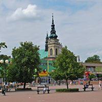 Kościół Ojców Dominiknów, Tarnobrzeg / Church of Dominikans, Tarnobrzeg, Тарнобржег