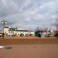 Plac Bartosza Głowackiego w Tarnobrzegu, Тарнобржег