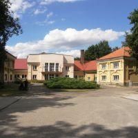 Tarnobrzeg - zespołem pałacowo-parkowo-ogrodowym w Dzikowie (Dzików Castle with park and garden complex), Тарнобржег