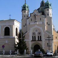 Cerkiew greko-katolicka w Jarosławiu, Ярослав