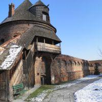 Jedna z baszt w murach obronnych, Ярослав