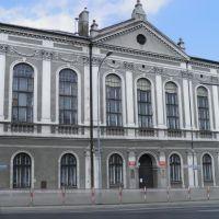 Miejska Biblioteka Publiczna w Jarosławiu d. siedziba Kahału  Żydowskiego, Ярослав