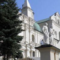 Kolegiata w Jarosławiu d. Kościół Jezuitów - miejsce pobytu i nauczania ks. Piotra Skargi, Ярослав