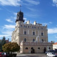 City hall in Jarosław, Ярослав