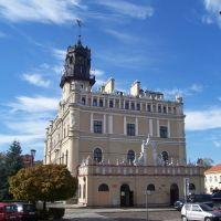 City hall in Jarosław, Ярослав