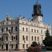 Jarosław - Ratusz miejski - perełka renesansu, Ярослав