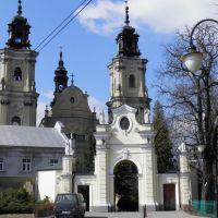 Bazylika Matki Bożej Bolesnej w Jarosławiu, Ярослав