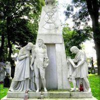 XIX wieczny Stary Cmentarz w Jarosławiu, Ярослав