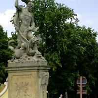 Białystok - zespół pałacowo-parkowy Branickich (XVIII w.), Белосток