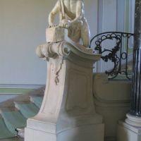 Просто украшение дворцовой лестницы. Белосток, Белосток