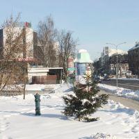 ul.Sienkiewicza, Белосток