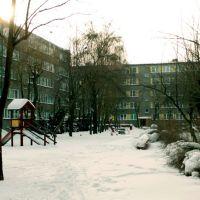 ul. B. Chrobrego 8, Белосток