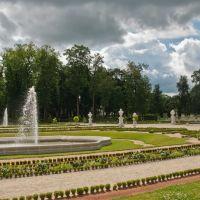 Palace garden, Белосток