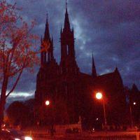 Katedra późną nocą, Белосток