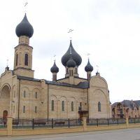 Bielsk Podlaski - cerkiew Zaśnięcia NMP, Бельск Подласки