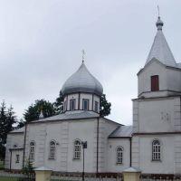 Bielsk Podlaski - cerkiew katedralna Zmartwychwstania Pańskiego, Бельск Подласки