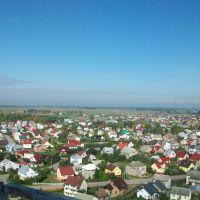 kolejny widok z komina, Бельск Подласки