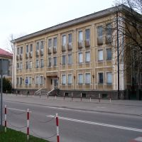 Bielsk Podlaski - szkoła podstawowa nr 5 (elementary school), Бельск Подласки