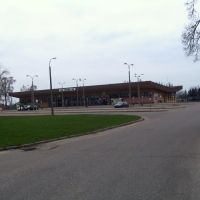Bielsk Podlaski - dworzec (train station), Бельск Подласки