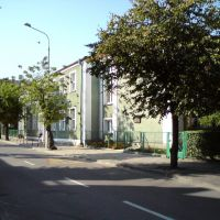Bielsk Podlaski - I LO im. T. Kościuszki (secondary schools), Бельск Подласки