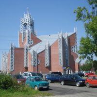 Костьол -МИЛОСЕРДЯ БОЖОГО-, Бельск Подласки