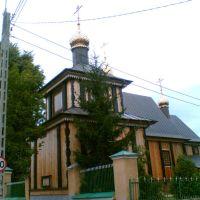 Cerkiew Preczystjeńska  w Bielsku Podlaskim, Бельск Подласки