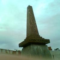 Pomnik w Bielsku Podlaskim, Бельск Подласки