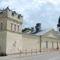 Kościół i klasztor karmelicki w Bielsku Podlaskim, Бельск Подласки